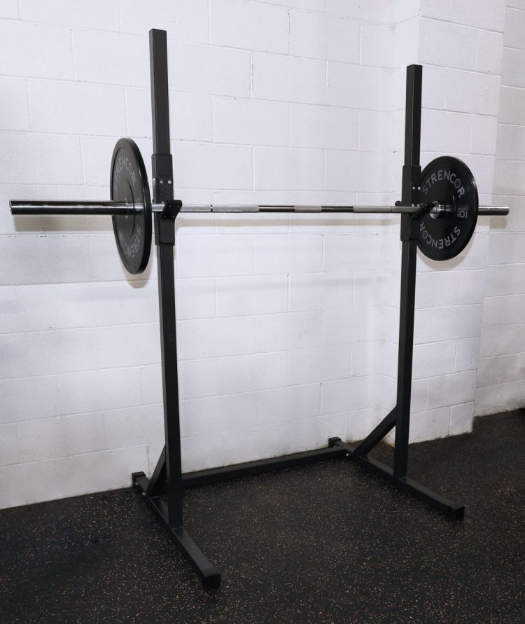 Used Squat Rack >> Strencor Ap Squat Rack