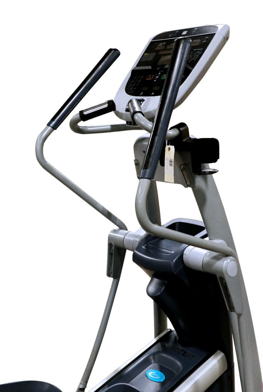 Precor EFX 835 Commercial Series Elliptical Fitness Crosstrainer Renewed