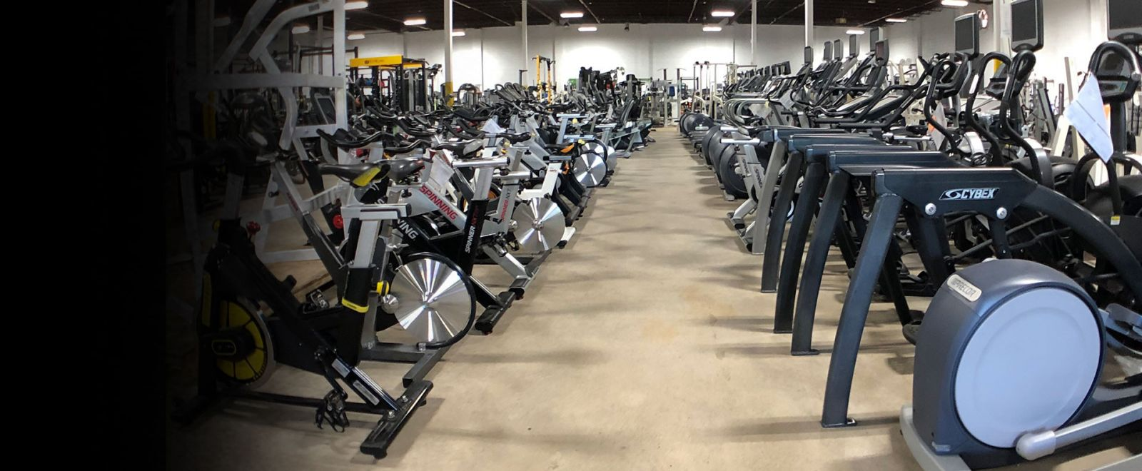 new and used gym equipment