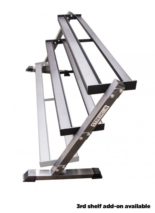 Strencor Two Tier Hex Dumbbell Rack