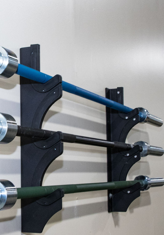 Strencor 3 Bar Gun Rack Barbell Storage