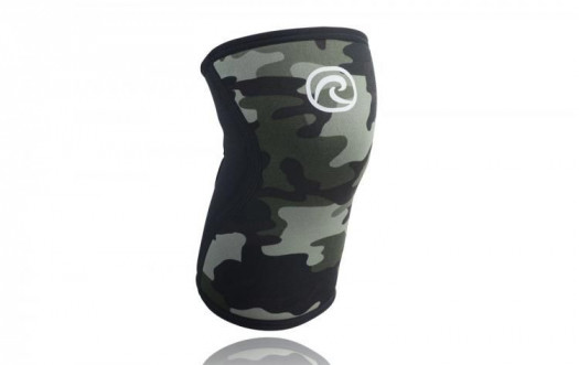 Rehband Knee Support 5MM Original Camo