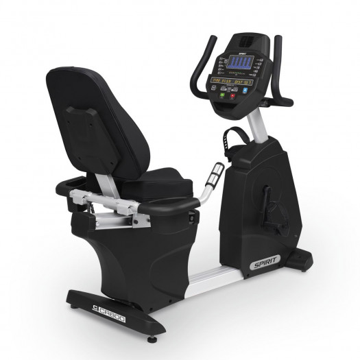 Spirit CR800 Recumbent Bike (New)