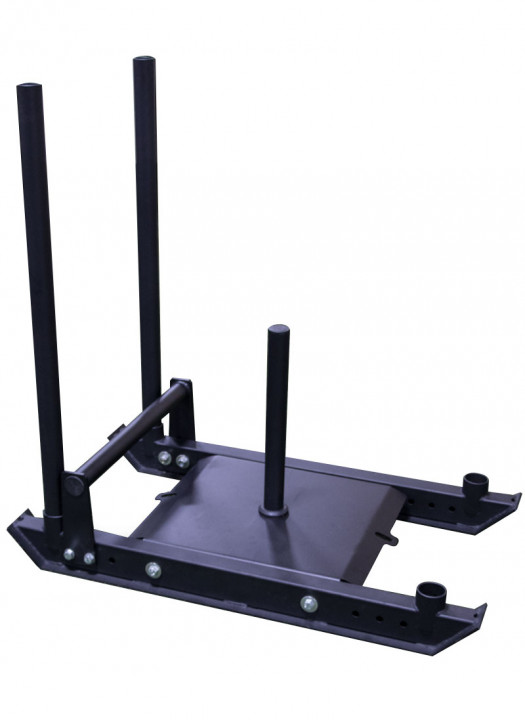 Strencor Dog Sled with Low Bar Push Option included