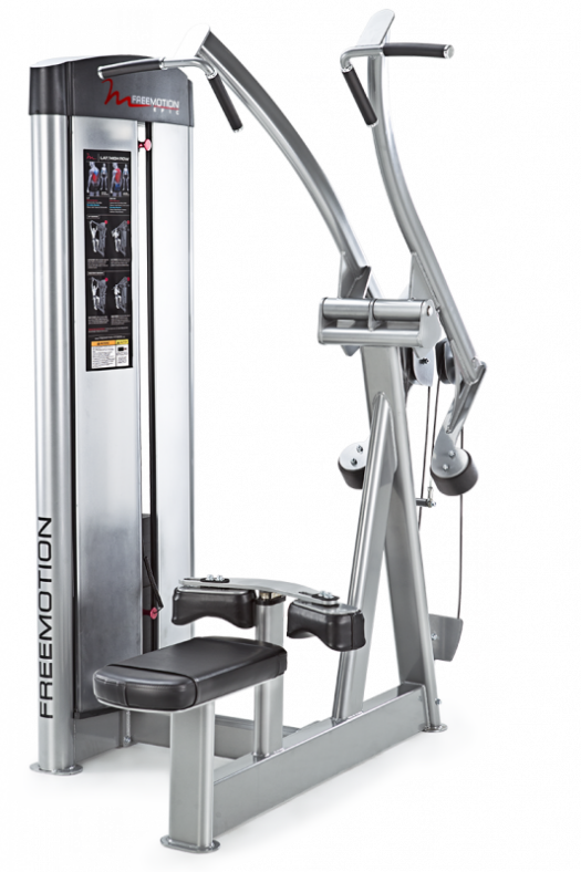 FreeMotion Epic Lat High Row F802 (New)