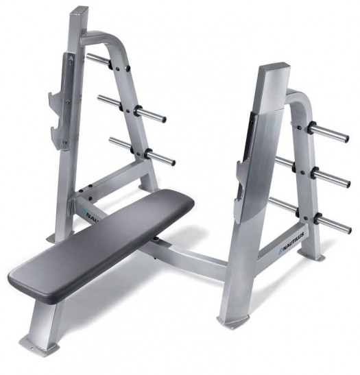 Olympic Flat Bench (Used)