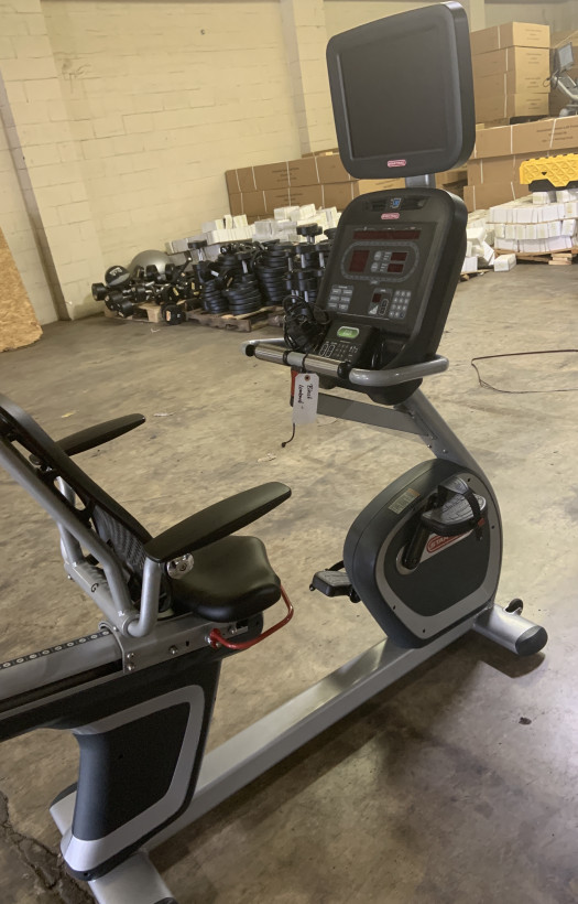 Star Trac E-RB Recumbent Bike (Used)