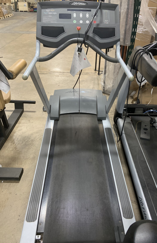 Life Fitness 91Ti Treadmill (Used As Is)