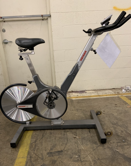 Keiser M3 Indoor Cycle (Used)