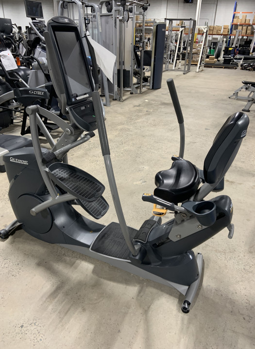 Octane XR6000 Recumbent Elliptical -Smart Screen (Used)