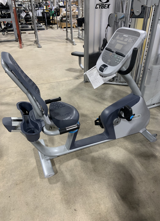 Precor RBK 835 Recumbent Bike (Used)