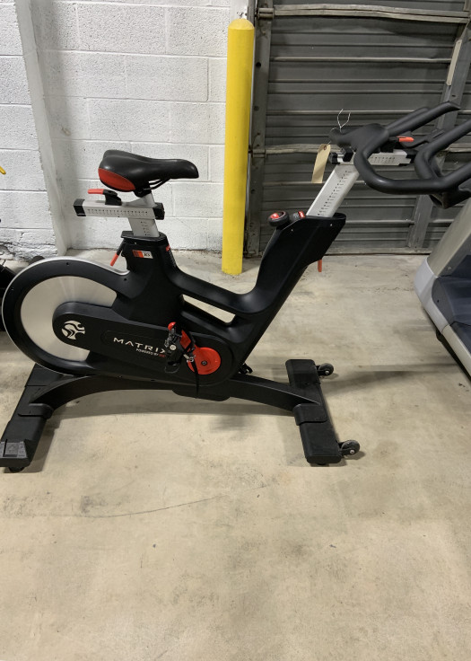 Matrix Tomahawk IC5 Spin Bike (Used)