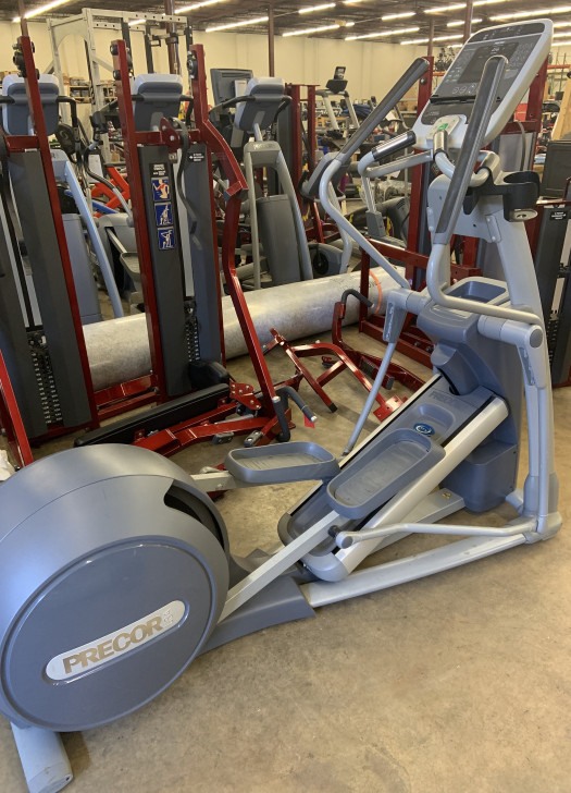 Precor EFX 576i Elliptical - Experience (Used)