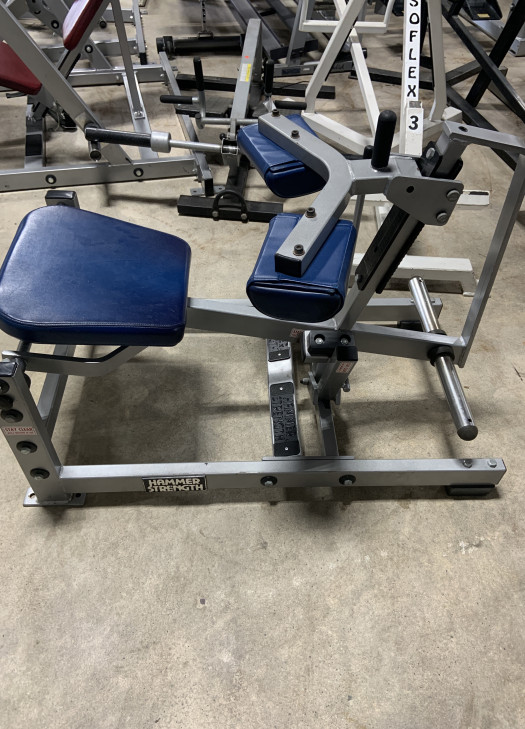 Hammer Strength Seated Calf (Used)