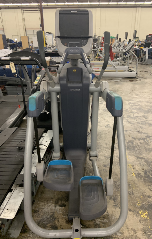 Precor AMT 885 Adaptive Motion Trainer with Open Stride (Used)