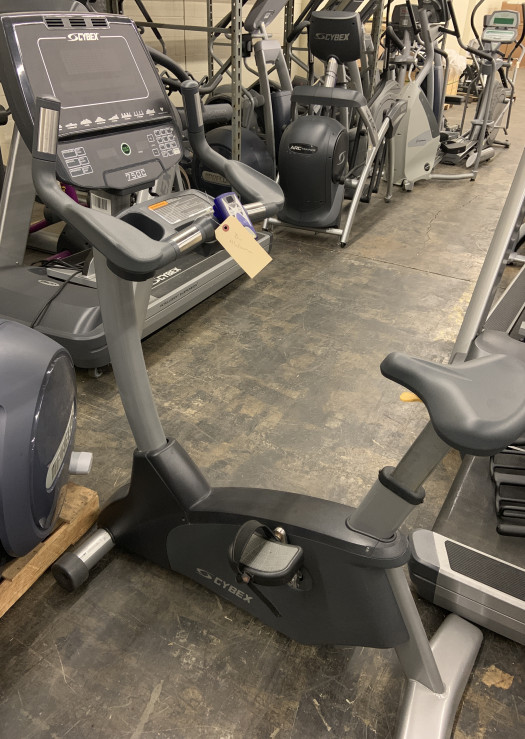 Cybex 750C Upright Bike (Used)
