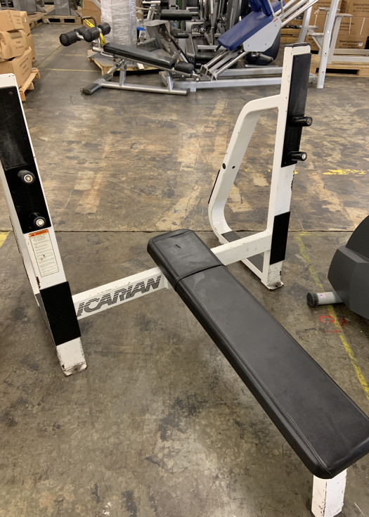 Icarian Olympic Flat Bench (Used)