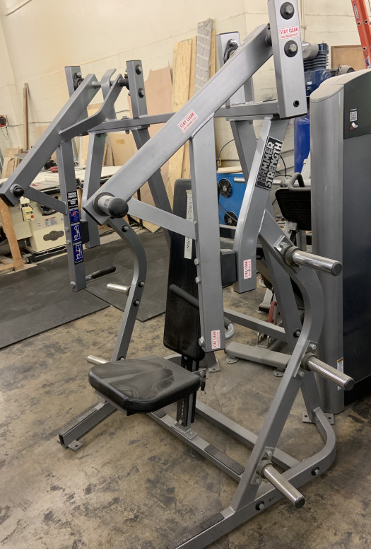 Hammer Strength Iso Lateral Chest Press (Used)