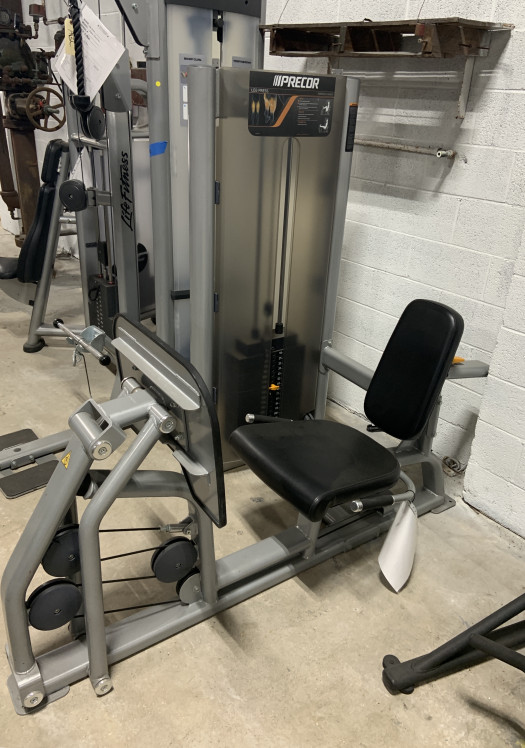 Precor S Line Leg Press/Calf Extension (Used)
