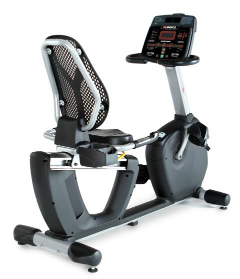 Landice R7 Recumbent Bike (New)