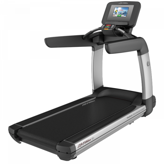 Life Fitness Discover SI Treadmill