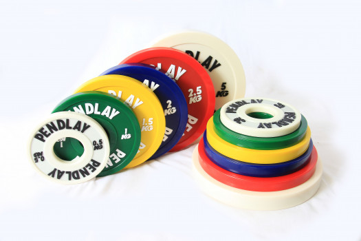 Pendlay Urethane Change Plate Set