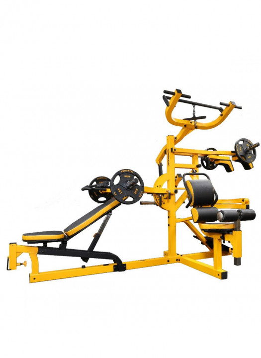 Powertec Multi-System - Yellow