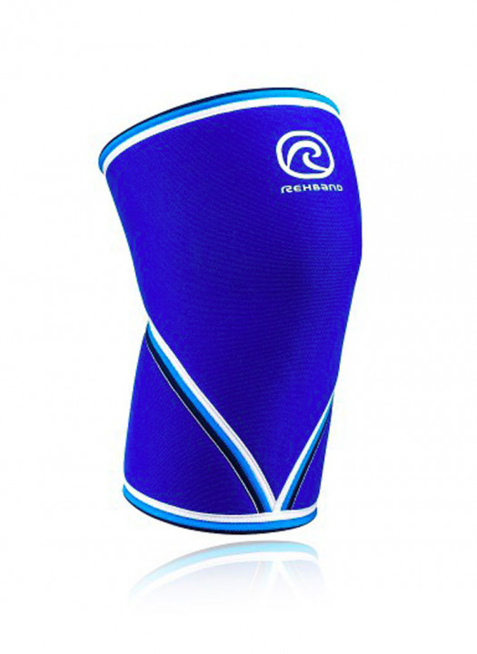 Rehband KNEE SUPPORT 7MM BLUE LINE