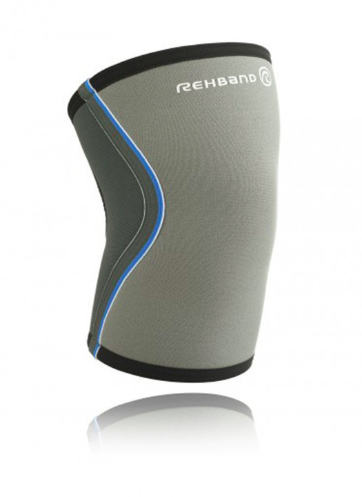 Rehband KNEE SUPPORT 5MM ORIGINAL GREY