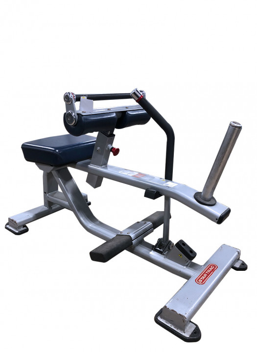 Star Trac Plate Loaded Seated Calf Raise