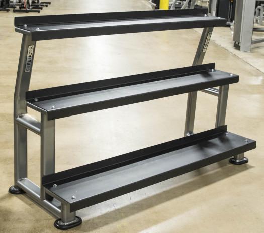 3 Tier Kettlebell Rack: Carolina Fitness Equipment