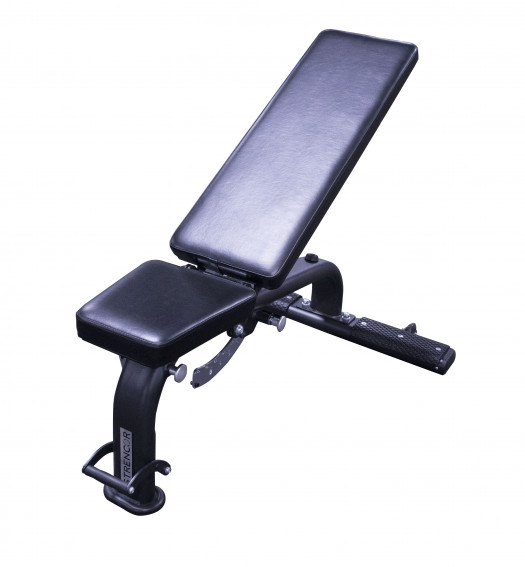Strencor Matte Black Series FID Bench