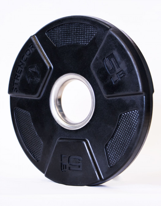 Strencor Rubber Olympic Change Plates