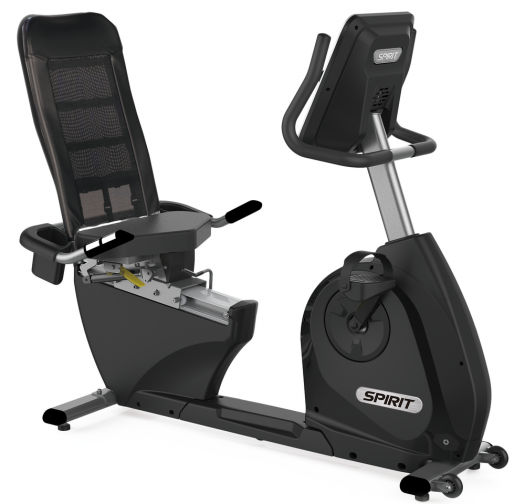 Spirit XBR55 Recumbent Bike (New)