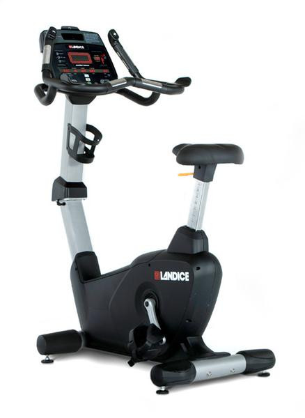 Landice U7 Upright Bike (NEW)