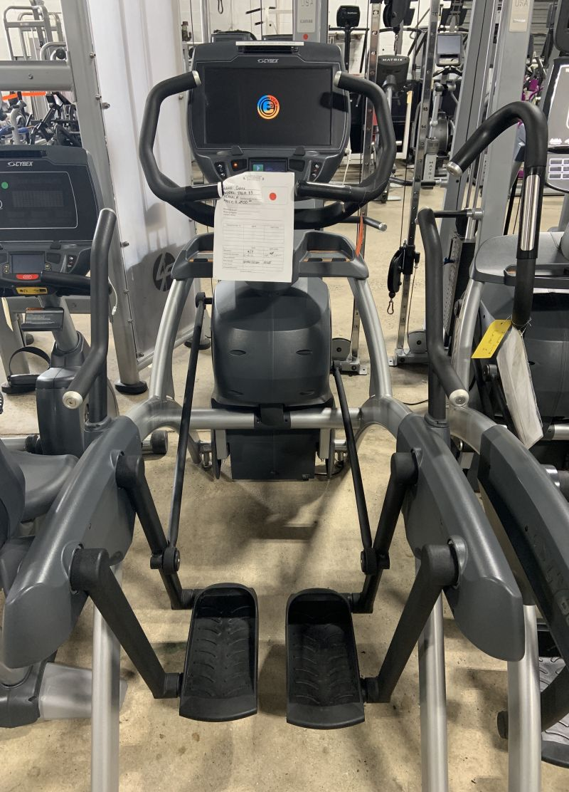 Cybex 770a Lower Body Arc Trainer With E3 Console Used